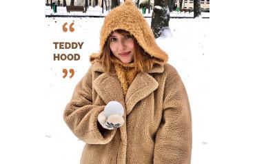 БЕСПЛАТНОЕ ОПИСАНИЕ TEDDY HOOD