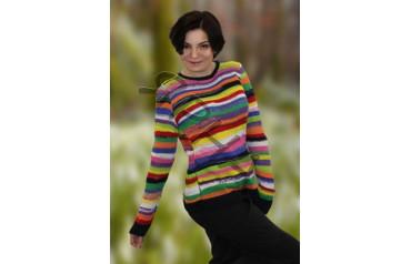Актуальное вязание: Креативный свитер