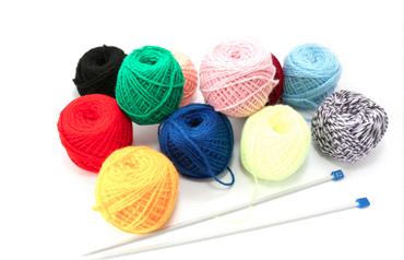 Где можно купить нитки для вязания?