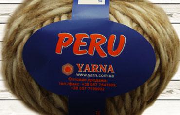 Обзор пряжа Перу