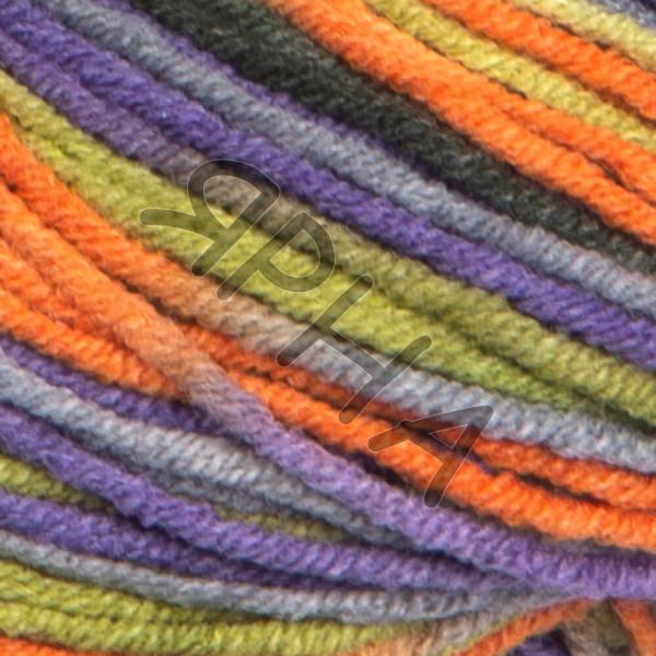 Джинс крейзи YarnArt 8213 YarnArt (РАМ)