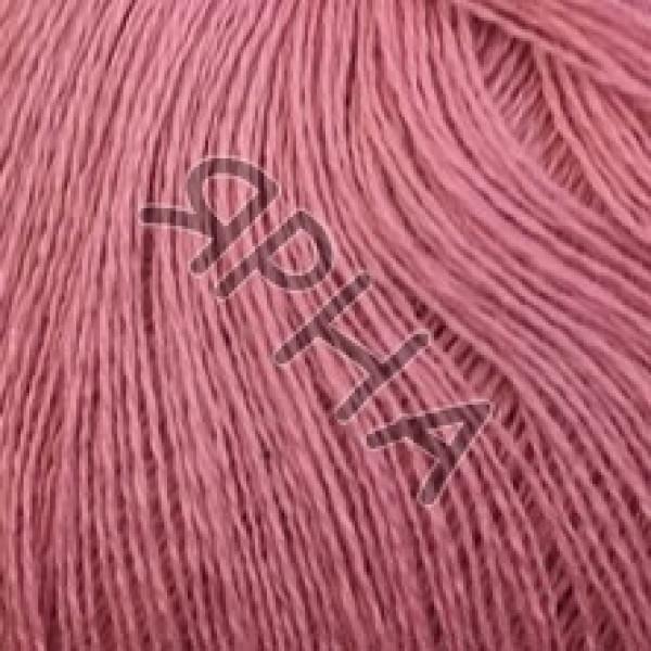 Мерино 50 #  12455 [розовый пион]
