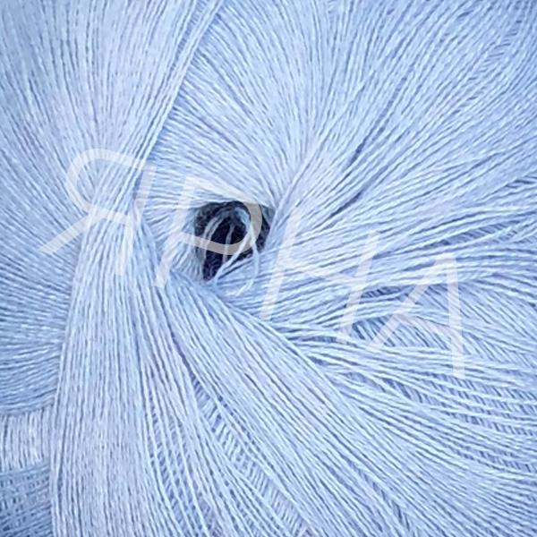 Мерино 50 #    612 [голуб мел]