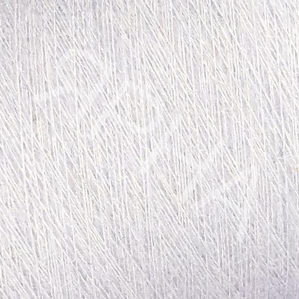 Yarn on cones Кид мохер с шелком/люрекс Stok #      3 [серый/серебро]