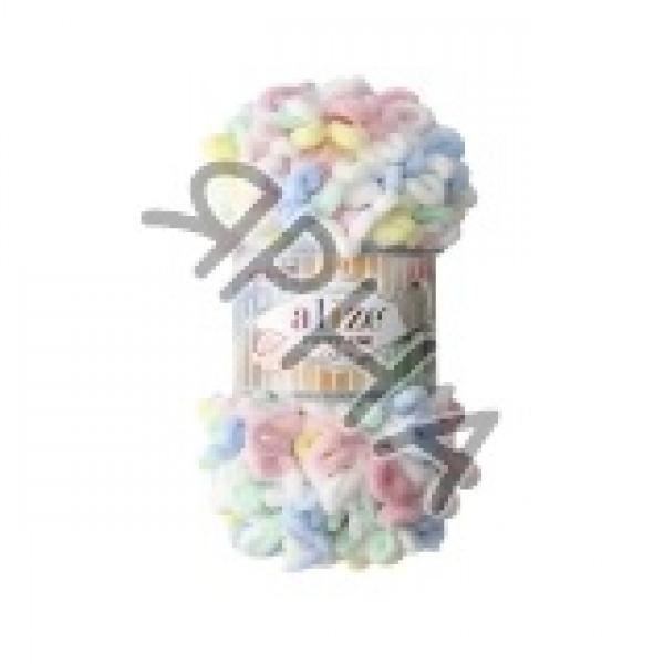 Пряжа в мотках Пуффи файн колор Alize (Ализе) #   5949 []