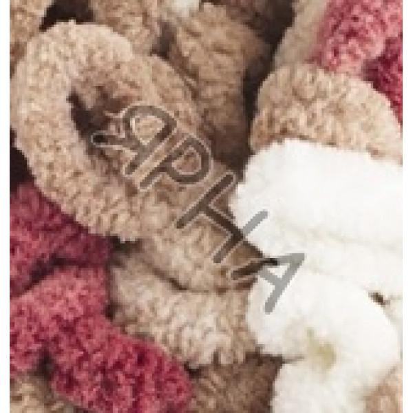 Пряжа в мотках Пуффи файн колор Alize (Ализе) #   6040 []
