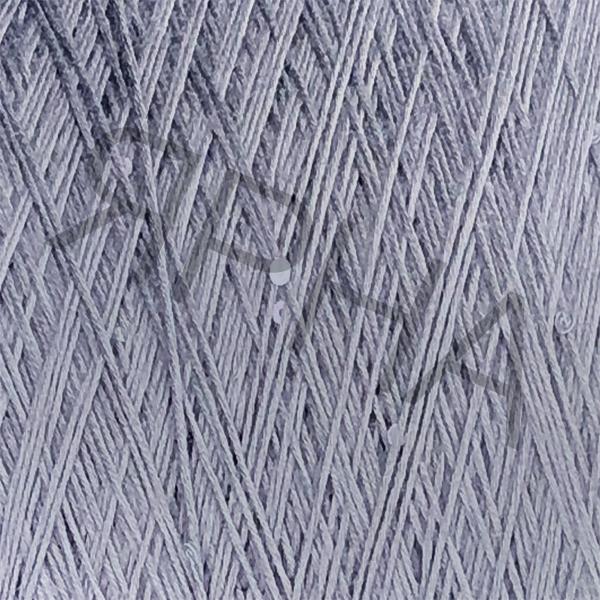 Yarn on cones Кашемир с пайетками Supercash LORO PIANA #  53812 [серый с бежевинкой]