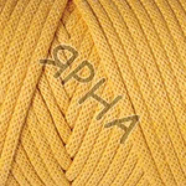 Макраме корд 3 мм 764 желток YarnArt (РАМ)