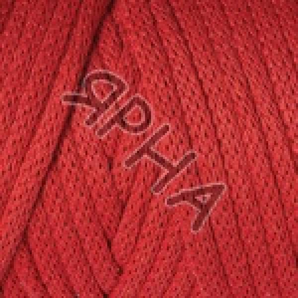 Пряжа Макраме корд 5 мм YarnArt (РАМ) #    785 [корал-красный]