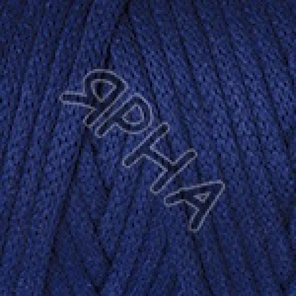 Пряжа в мотках Макраме корд 5 мм YarnArt (РАМ) #    784 [синий]