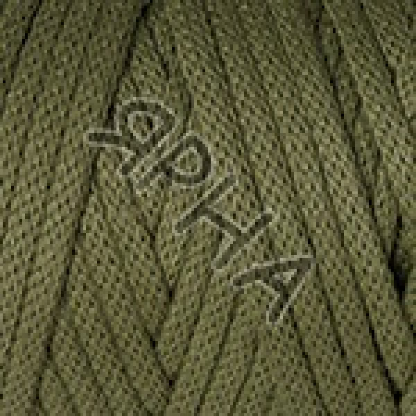 Пряжа Макраме корд 5 мм YarnArt (РАМ) #    787 [олива]