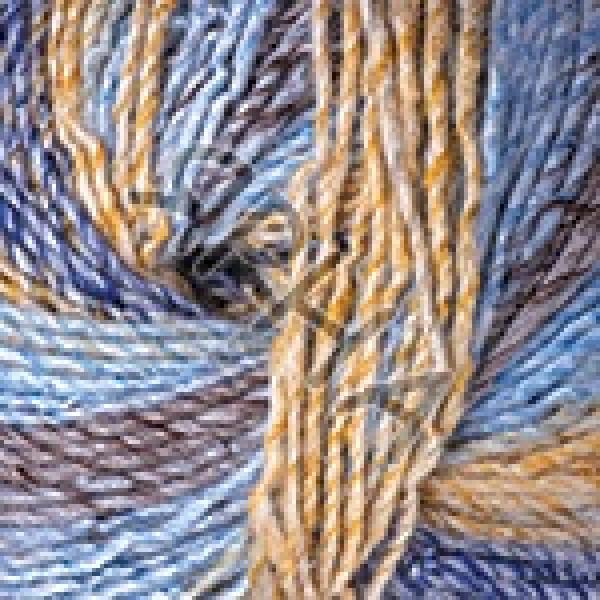 Пряжа в мотках Пацифик чанки YarnArt (РАМ) #    309 [голуб-бежевый]