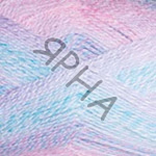 Эверест Дайлайт 6031 роз-голубой YarnArt (РАМ)