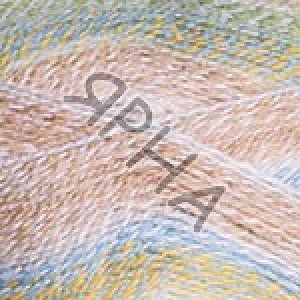 Пряжа в мотках Эверест Дайлайт YarnArt (РАМ) #   6040 [беж-гол-бел]