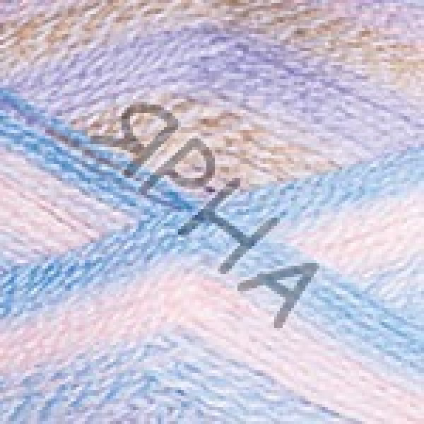Эверест Дайлайт 6038 голуб-розовый YarnArt (РАМ)