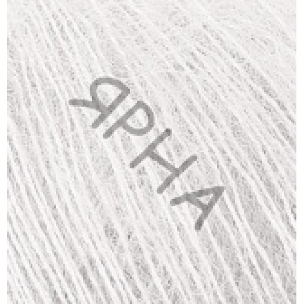 Пряжа в мотках Атлас Alize (Ализе) #     55 [снег]