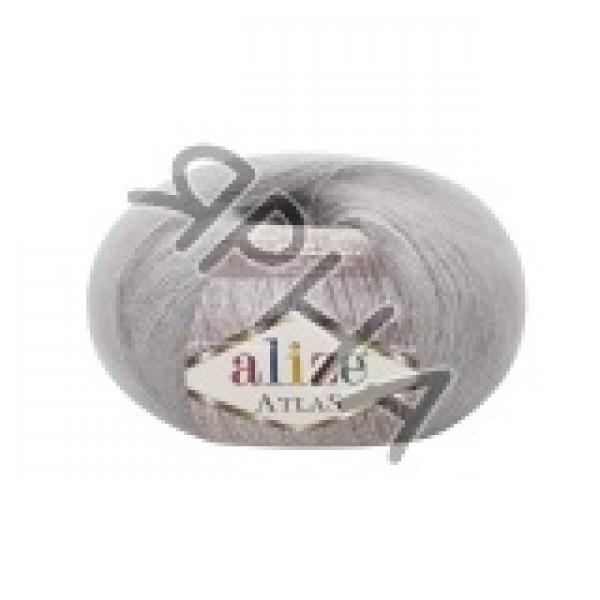 Yarn Атлас Alize (Ализе) #    200 [серый]