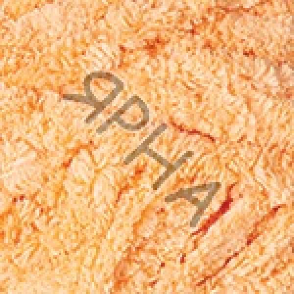 Пряжа в мотках Флаффи YarnArt (РАМ) #    720 [горчица]