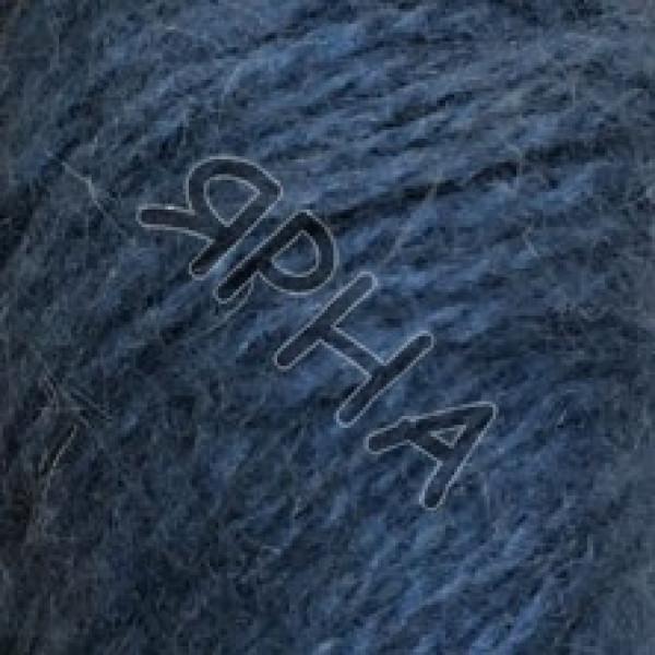 Пуффо ангора #4324/125 [синяя волна]