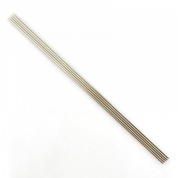 Спицы чулочные сталь 150-7/2,5-20 Addi ...