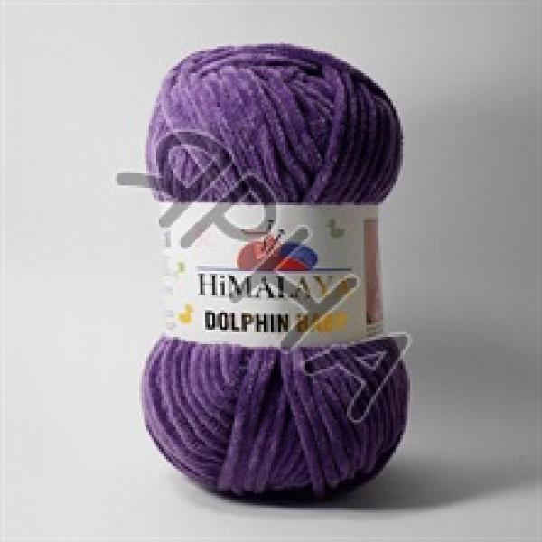 Пряжа Долфин беби Himalaya #  80340 [орхидея]