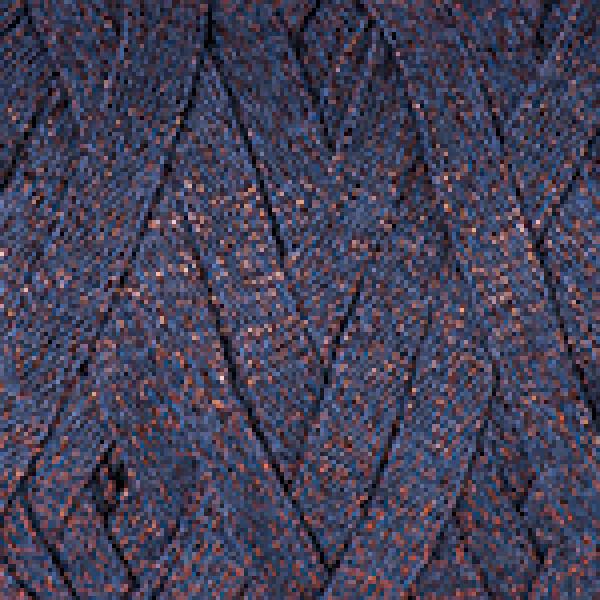 Пряжа в мотках Риббон люрекс YarnArt (РАМ) #    731 [св.синий/золото]