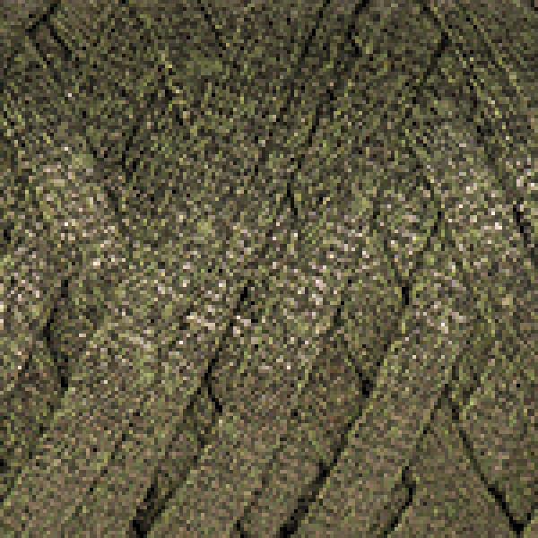 Пряжа в мотках Риббон люрекс YarnArt (РАМ) #    741 [хаки]