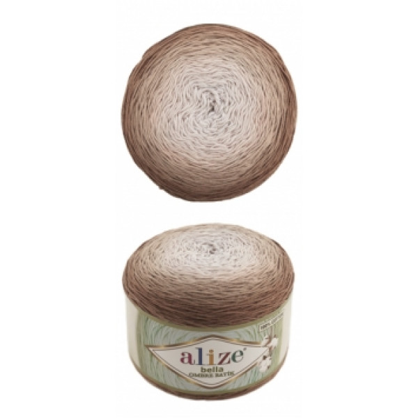 Белла омбре батик 7410 латте Alize (Ализе)