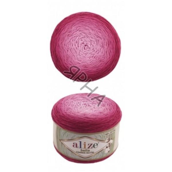 Белла омбре батик 7405 ягодный Alize (Ализе)