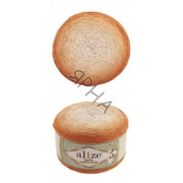 Белла омбре батик 7403 персик Alize (Ализе)