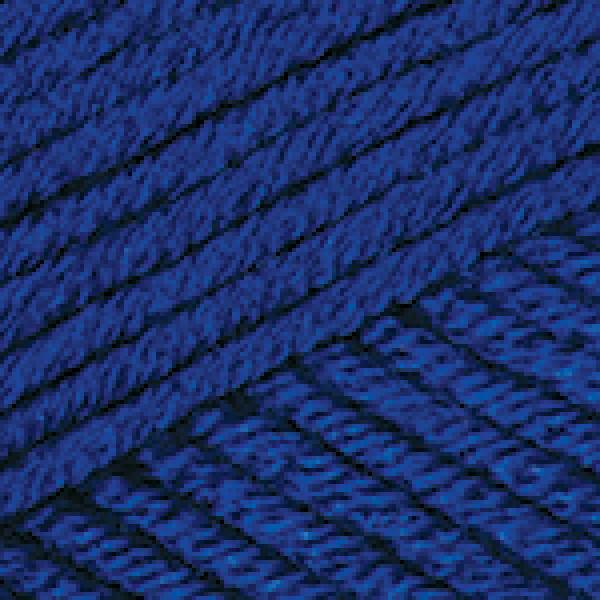 Пряжа в мотках Адоре YarnArt (РАМ) #    349 [синий]