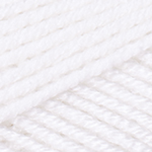 Пряжа в мотках Адоре YarnArt (РАМ) #    357 [белый]