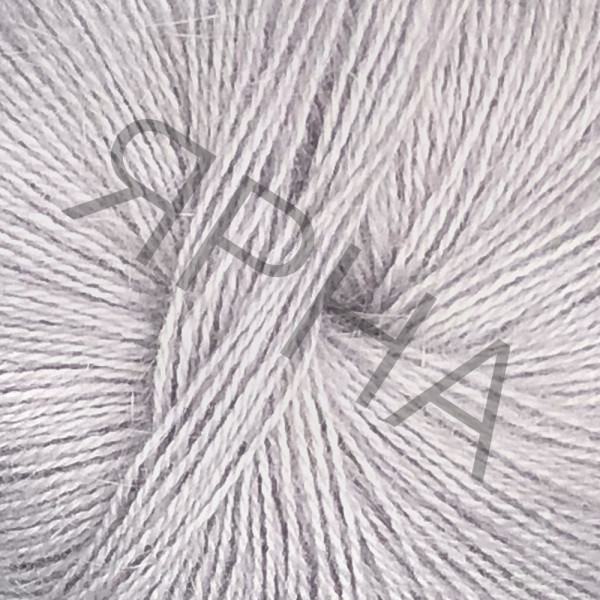 Пряжа на конусах Ангора  конус BIAGIOLI MODESTO Filati Biagioli Modesto # 305014 [серо-розовый]