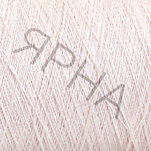 Пряжа на конусах Шелк дупиони люкс конус Botto Giuseppe #     10 [балетный розовый]
