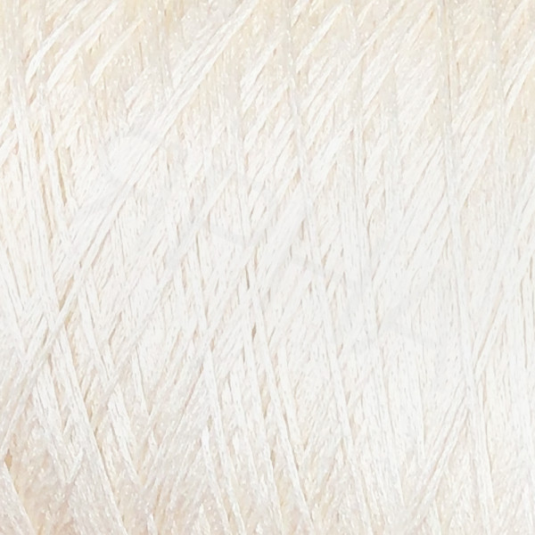 Пряжа на конусах Шелк 100% 3900 НASEGAWA #    100 [айвори]