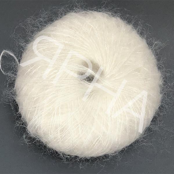 Yarn Soft dream Ярна #  2/200 [молоко]