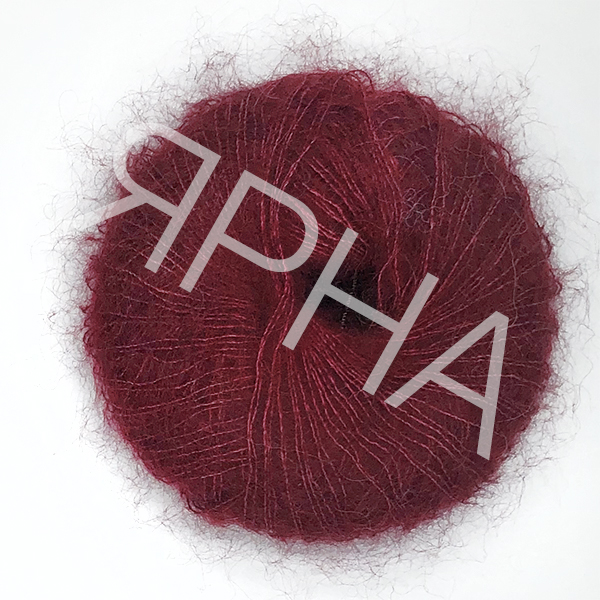 Yarn Soft dream Ярна #7842/200 [бордолино]