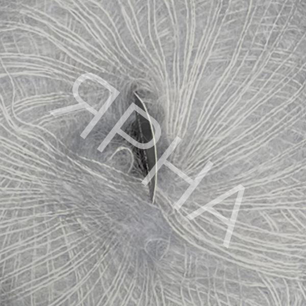 Софт Дрим 302/200 нежный серо-голуб Ярна Италия