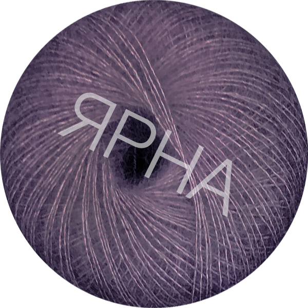 Yarn Soft dream Ярна #1868/200 [розовая слива]