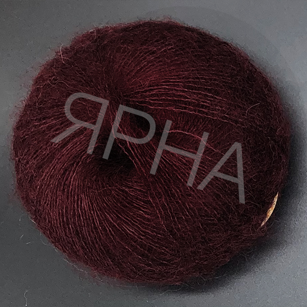 Yarn Soft dream Ярна #3936/200 [бордо]