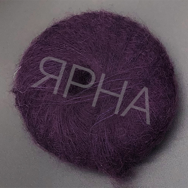 Yarn Soft dream Ярна #3934/200 [ежевика]