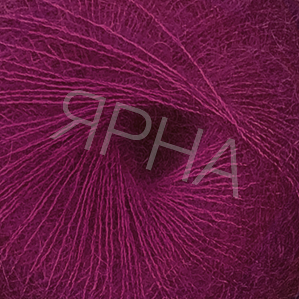 Yarn Soft dream Ярна #3932/200 [темн фук...