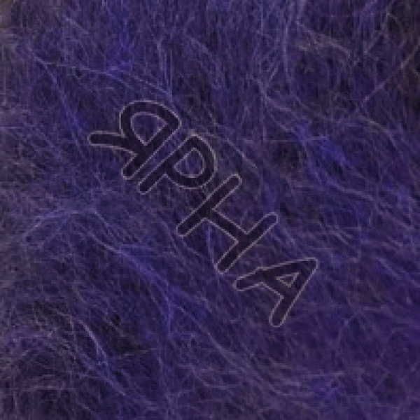 Пряжа на конусах Супер Кид мохер Муфлон LINEA PIU #   2113 [фиолет]