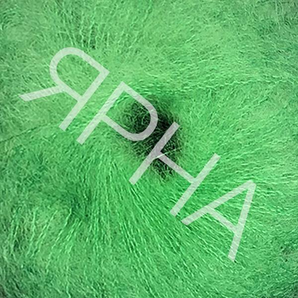 Супер роял конус 957 ярко зеленый Ярна Италия