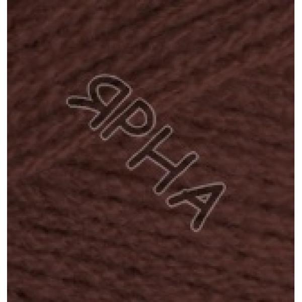 Пряжа в мотках Суперлана Зинджир (ZINCIR) Alize (Ализе) #    545 [коричневый]