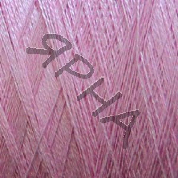Шелк 100% 2/120 3701 розовый НASEGAWA