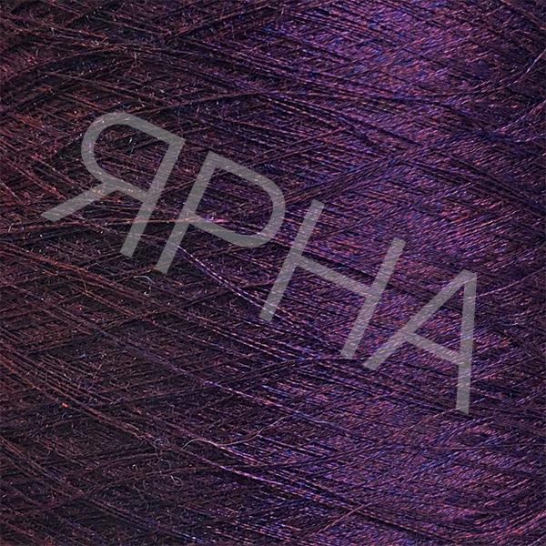 Шелк 100% 2/120 19301 фиолетовый НASEGAWA