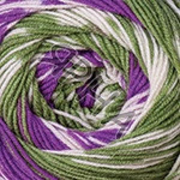 Нордик YarnArt 666 сиренев-зеленый YarnArt (РАМ)