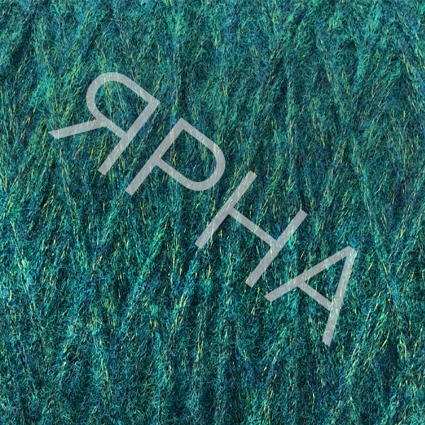 Пряжа на конусах Альпака Темпиа ( Tempia) PECCI FILATI #    426 [изумруд]