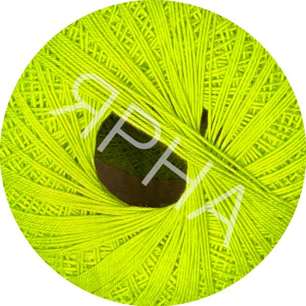 Yarn Filo di scozia 12 Titan Wool #    287 [зеленое яблоко]
